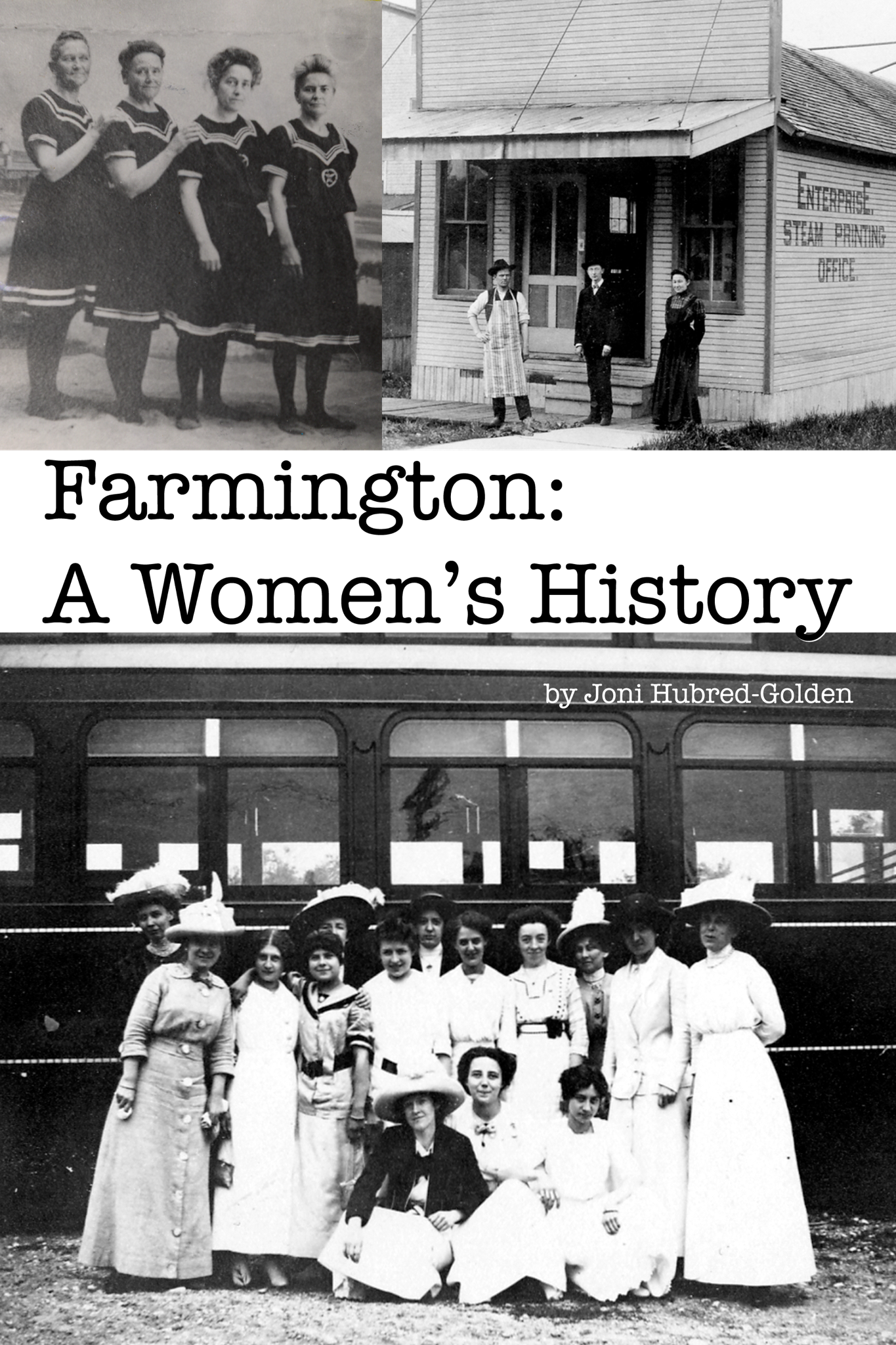 Join us for a book release party for Farmington: A Women's History