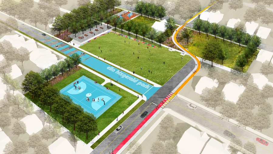 KickstARTing Creativity: Local Media and Stronger Communities & Empty Lots to Parks