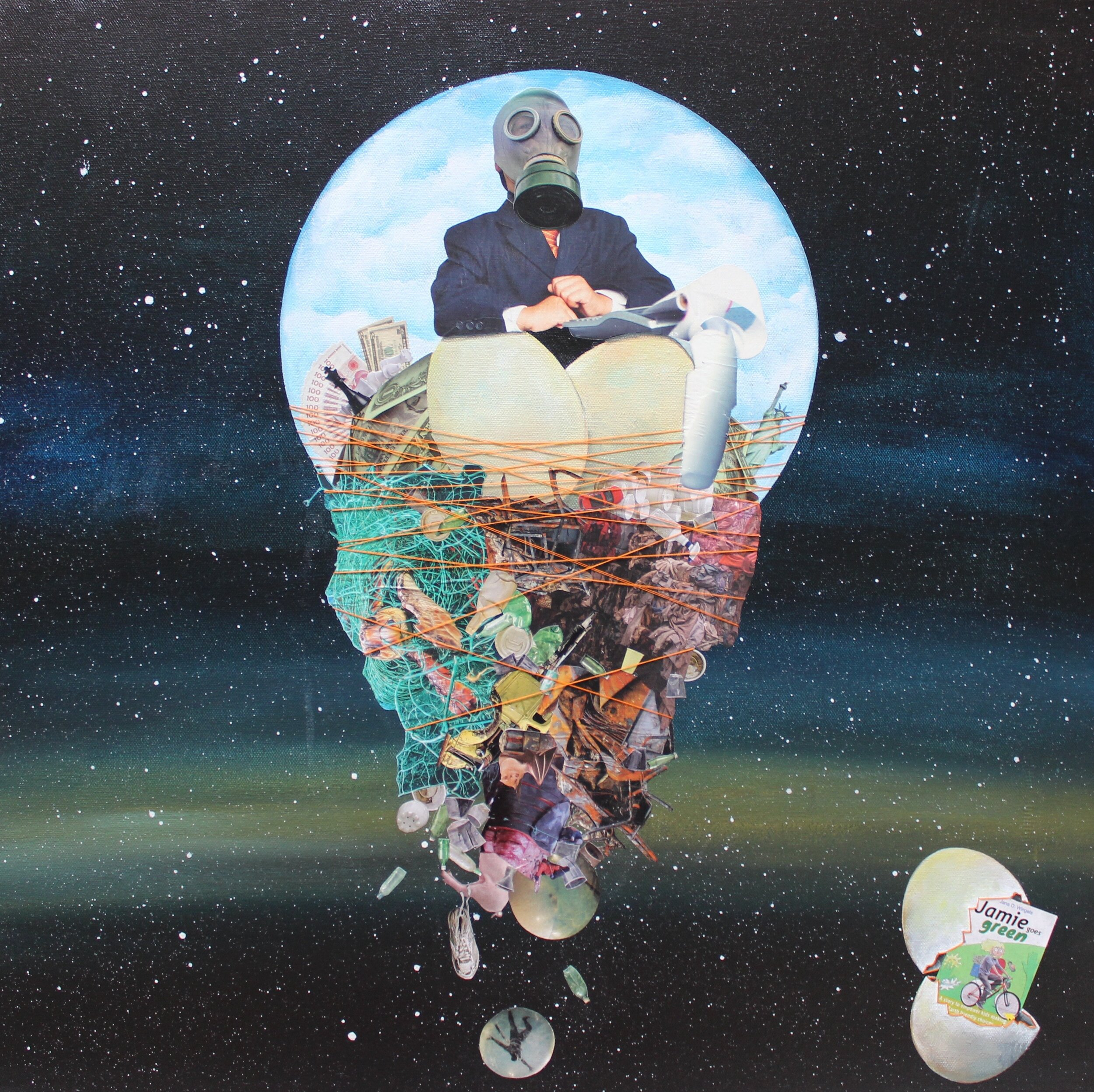 """A Conversation with Artists from the Exhibition """"Drawdown: Pathways Out of Global Warming"""""""
