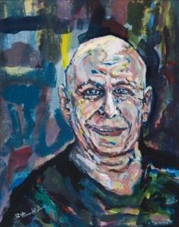 "Steve Rubin – ""A Painter's Painter"""