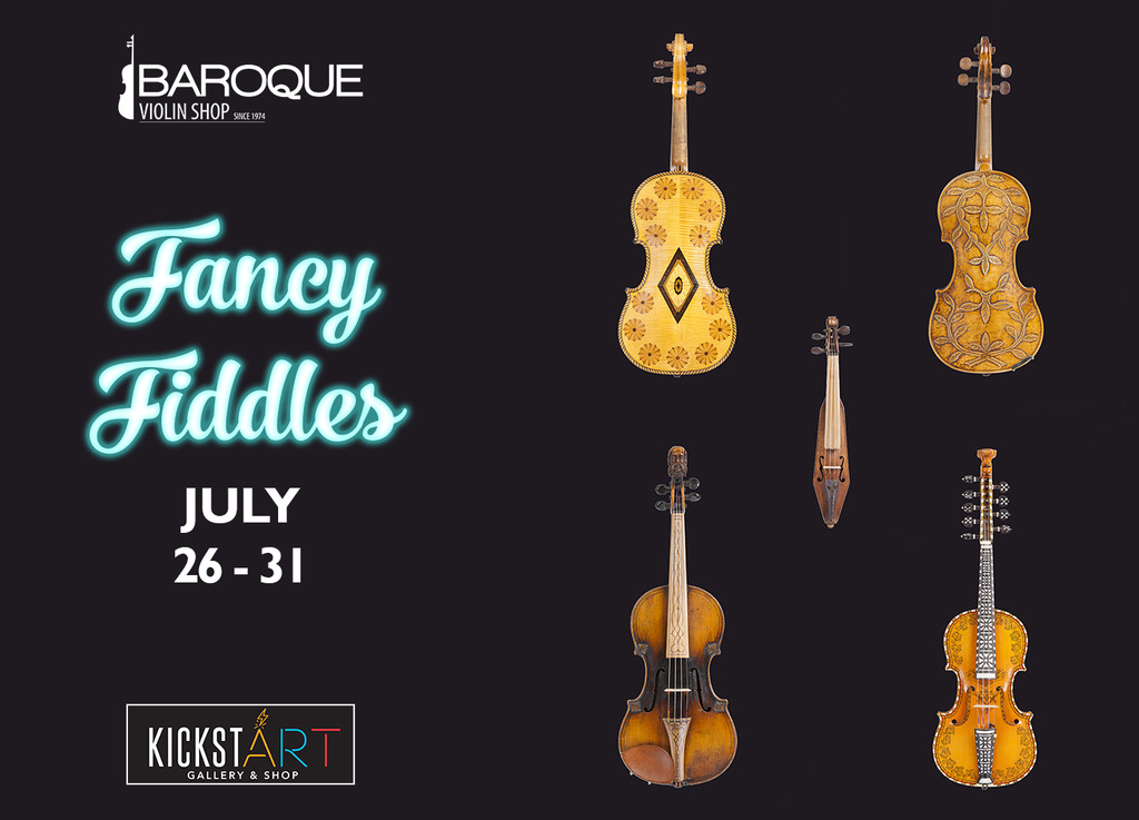 Fancy Some Fiddles?